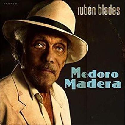 Ruben Blades - Medoro Madera (Digipack)