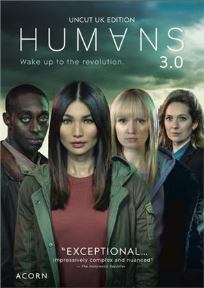 Humans - Season 3 (3 DVDs)