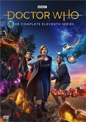 Doctor Who - Series 11 (BBC, 3 DVD)