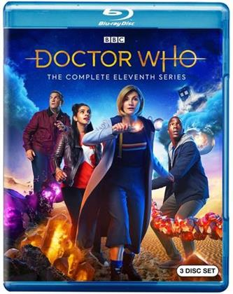 Doctor Who - Season 11 (BBC, 3 Blu-ray)