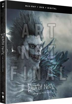Death Note 3 - Light Up The New World (2016) (Blu-ray + DVD)