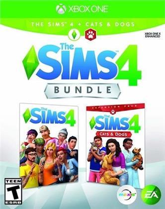 Sims 4: Plus - Cats & Dogs Bundle