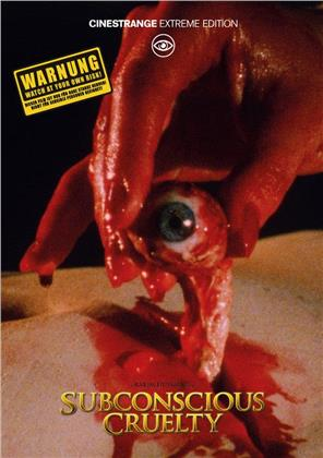 Subconscious Cruelty (2000) (Cover B, Cinestrange Extreme Edition, Limited Edition, Mediabook, Uncut, Blu-ray + DVD)