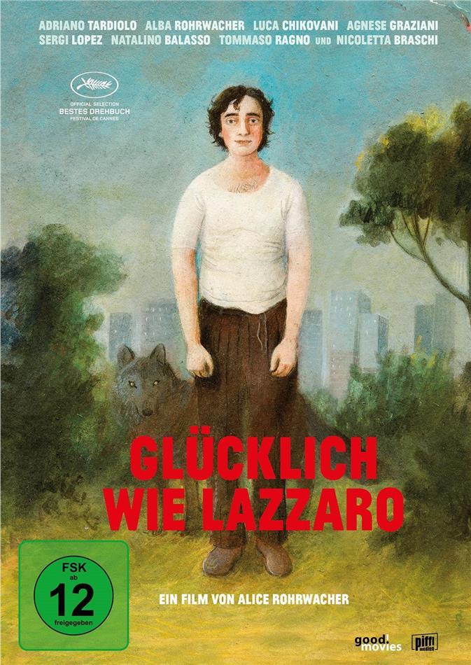 Glücklich wie Lazzaro (2018)