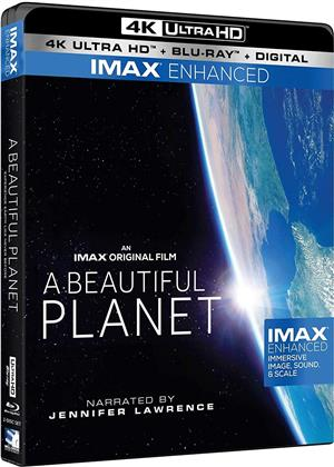A Beautiful Planet (2016) (Imax, 4K Ultra HD + Blu-ray)