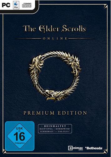 The Elder Scrolls Online (Premium Edition)