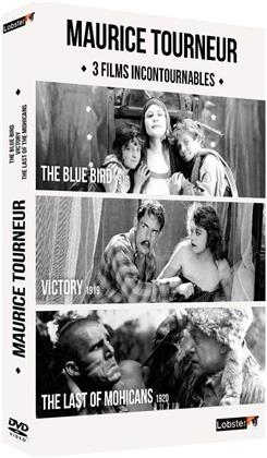 Maurice Tourneur - The Blue Bird / Victory / The last of Mohicans (3 DVDs)