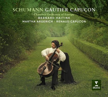 Gautier Capucon, Martha Argerich & Renaud Capucon - Cellokonzert op. 129 & Kammermusik