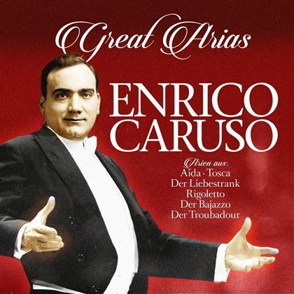 Enrico Caruso - Great Arias (LP)