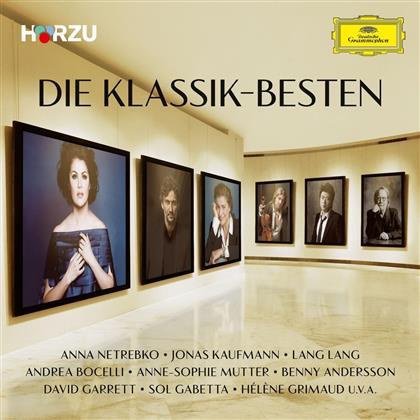 Die Klassik-Besten (Hörzu) (2 CDs)