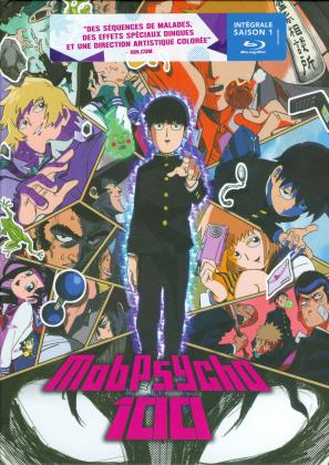 Mob Psycho 100 - Saison 1 (Mediabook, 2 Blu-rays)