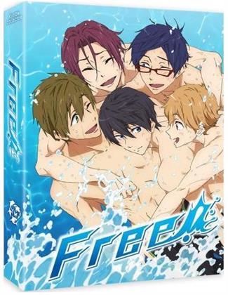 Free! - Saison 1 (2 DVDs)