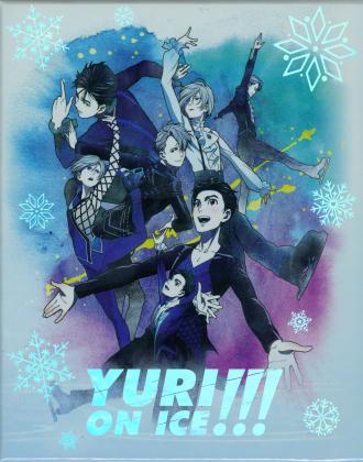 Yuri On Ice - Saison 1 (2 Blu-rays)