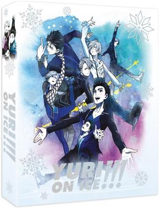 Yuri On Ice - Saison 1 (2 DVDs)