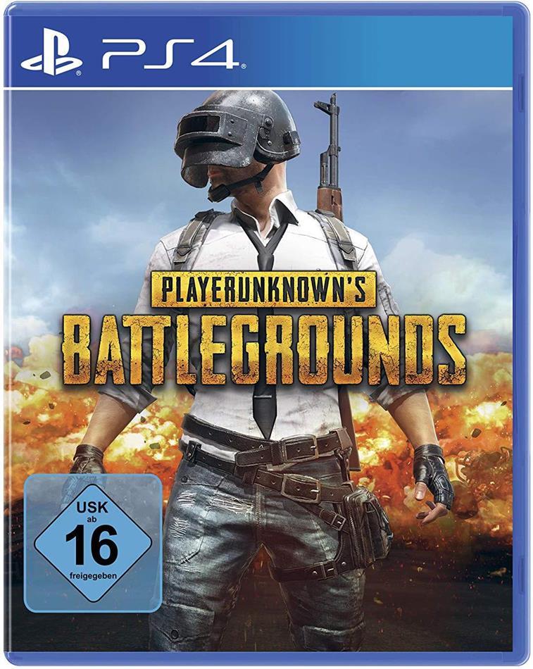 PUBG - Players Unknown Battlegrounds (German Edition)