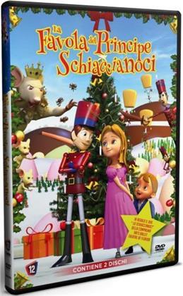 La favola del principe schiaccianoci (2015) (2 DVDs)