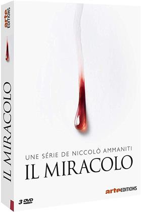 Il miracolo - Mini-série (Arte Éditions, Schuber, Digipack, 3 DVD)
