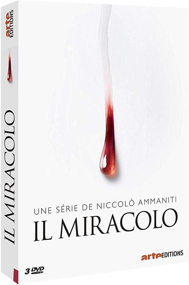 Il miracolo - Mini-série (Arte Éditions, Schuber, Digipack, 3 DVDs)