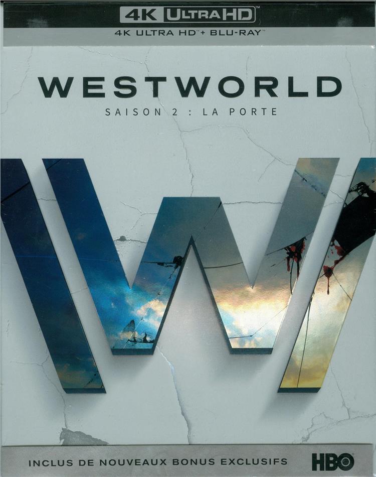 Westworld - Saison 2 - La Porte (3 4K Ultra HDs + 3 Blu-ray)