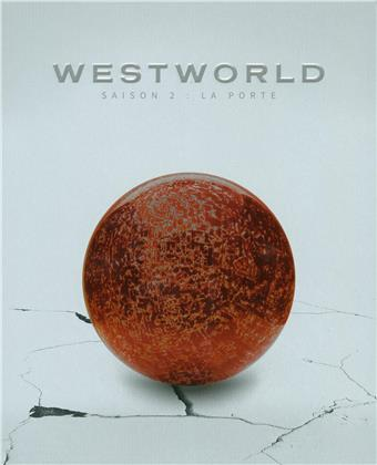 Westworld - Saison 2 - La Porte (Limited Edition, Steelbook, 3 Blu-rays)