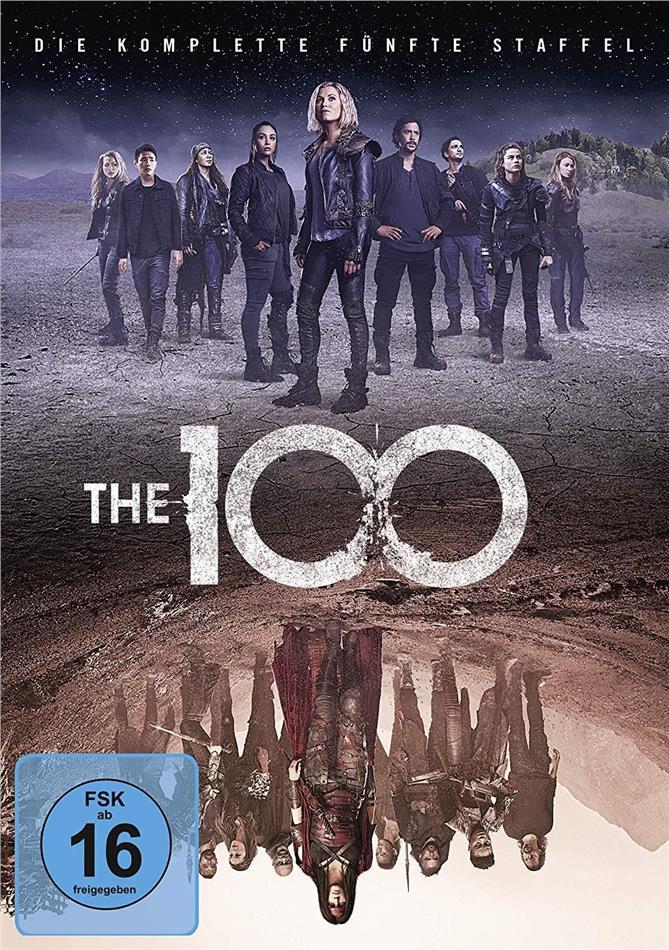 The 100 - Staffel 5 (3 DVDs)