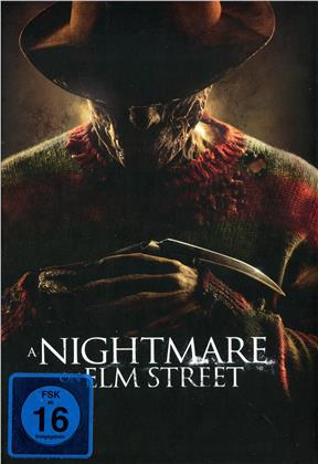A Nightmare on Elm Street (2010) (Limited Edition, Mediabook, Blu-ray + DVD)