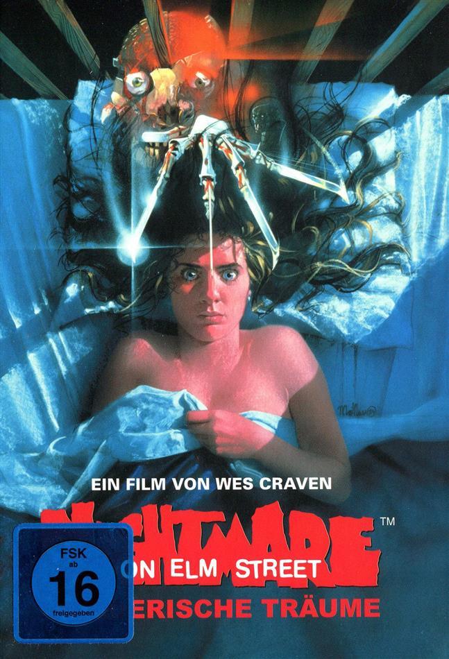 Nightmare on Elm Street - Mörderische Träume (1984) (Edizione Limitata, Mediabook, Blu-ray + DVD)