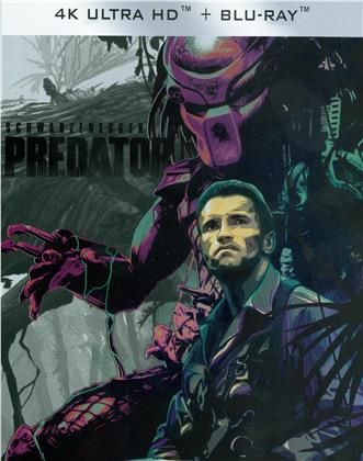 Predator (1987) (Limited Edition, Steelbook, 4K Ultra HD + Blu-ray)