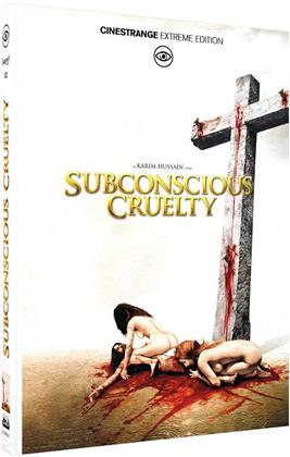 Subconscious Cruelty (2000) (Cinestrange Extreme Edition, Cover C, Limited Edition, Mediabook, Uncut, Blu-ray + DVD)