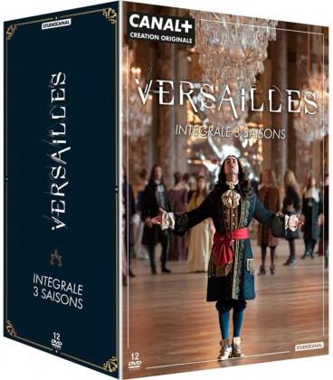 Versailles - Saisons 1-3 (12 DVDs)