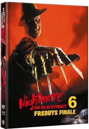 Nightmare on Elm Street 6 - Freddys Finale (1991) (Limited Edition, Mediabook, Blu-ray + DVD)