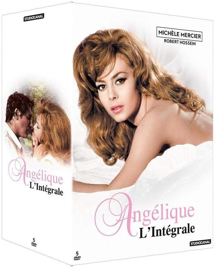 Angélique - L'Intégrale (5 DVD)