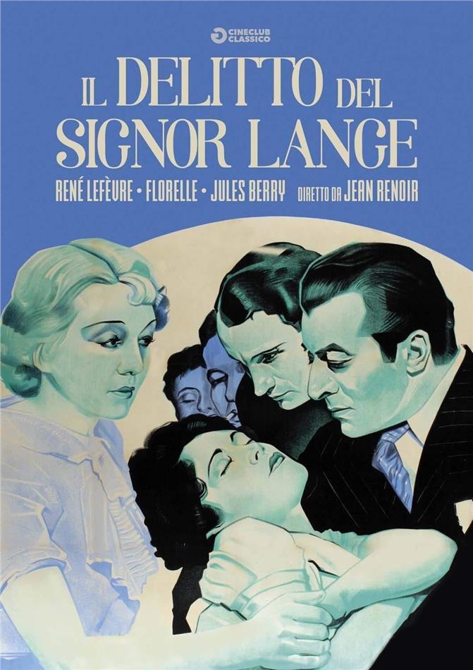 Il delitto del signor Lange (1936) (Cineclub Classico)