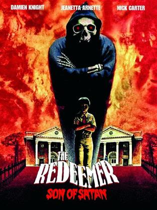 Redeemer (2002) (Cover A, Limited Edition, Mediabook, Uncut, Blu-ray + DVD)