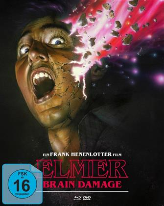 Elmer - Brain Damage (1988) (Collector's Edition, Limited Edition, Mediabook, Blu-ray + 2 DVDs)