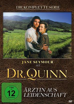Dr. Quinn - Ärztin aus Leidenschaft - Die komplette Serie (37 DVDs)