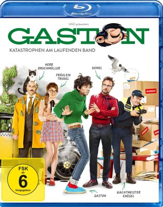 Gaston (2018)