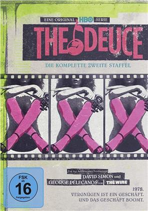 The Deuce - Staffel 2 (2 DVDs)
