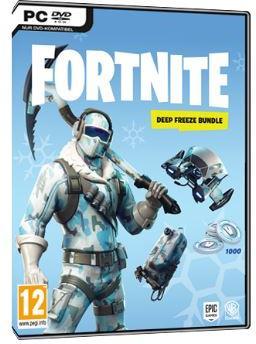 Fortnite - Deep Freeze Bundle (1000 V-Bucks) - (Code in a Box)