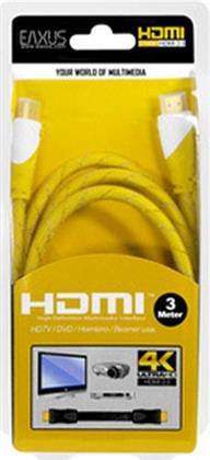 Multi HDMI Kabel 3m 4k UHD