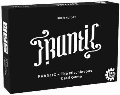 Frantic - Englisch