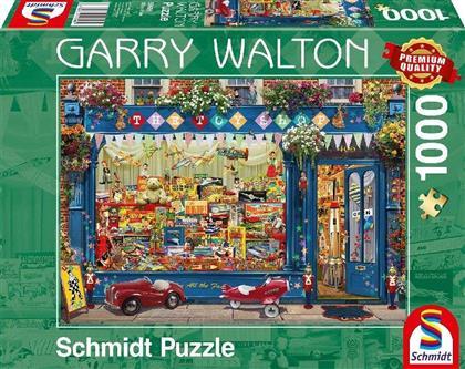 Spielzeugladen - 1000 Teile Puzzle