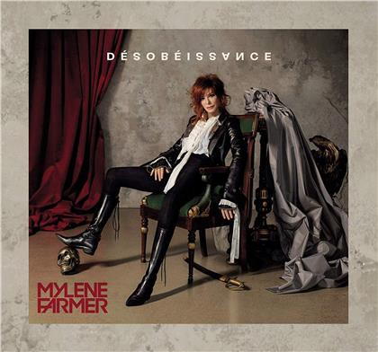 Mylène Farmer - Désobéissance (Coffret Collector , CD + DVD)