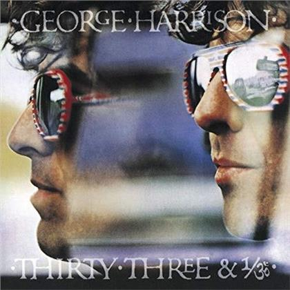 George Harrison - Thirty Three & 1/3 (UHQCD, 2018 Reissue, Limited Edition)