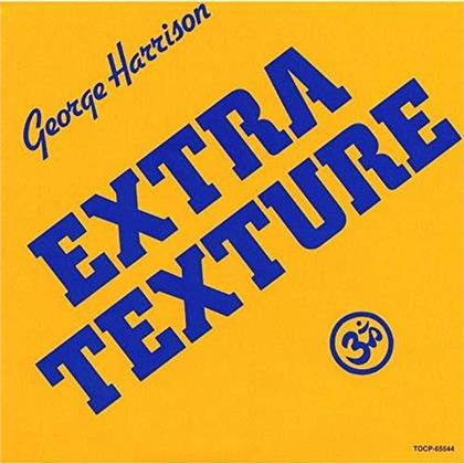 George Harrison - Extra Texture (UHQCD, 2018 Reissue, Japan Edition, Limited Edition)