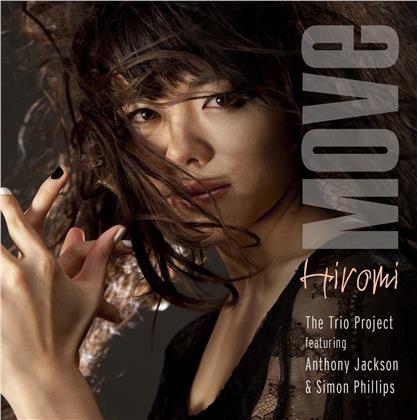Hiromi (Uehara) - Move (UHQCD, Japan Edition)