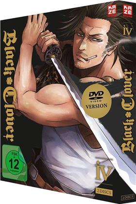 Black Clover - Vol. 4 (2 DVDs)