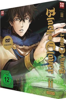 Black Clover - Vol. 2 (2 DVDs)