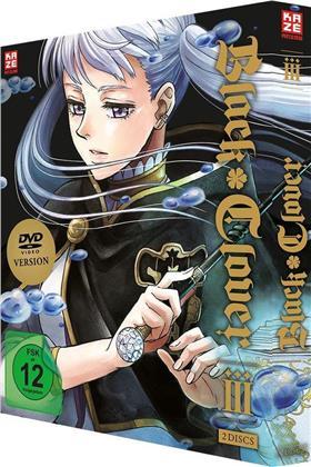 Black Clover - Vol. 3 (2 DVDs)