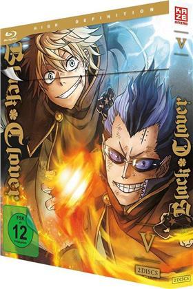 Black Clover - Vol. 5 (2 Blu-rays)